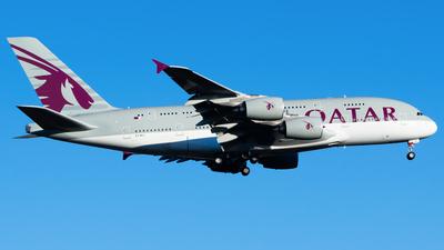 A7-APJ - Airbus A380-861 - Qatar Airways