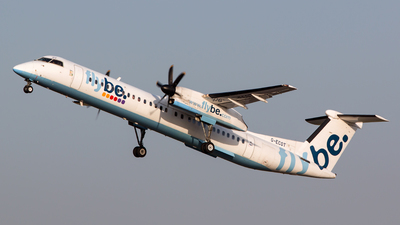 G-ECOT - Bombardier Dash 8-Q400 - Flybe
