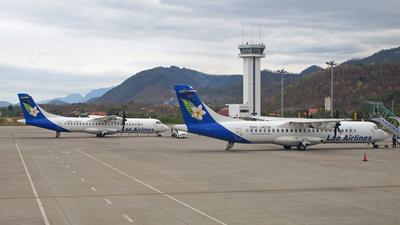 VLLB - Airport - Ramp