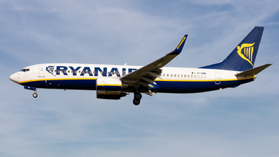 EI-EMB - Boeing 737-8AS - Ryanair