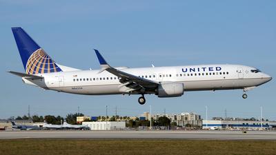 N86534 - Boeing 737-824 - United Airlines
