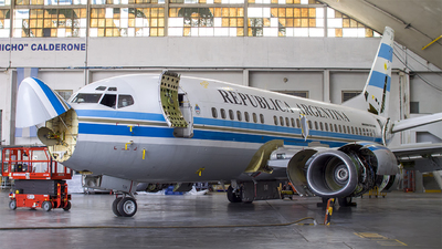 A picture of T04 - Boeing 7375H6 -  - © Ignacio Spott