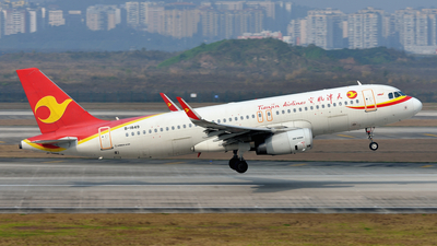 B-1849 - Airbus A320-232 - Tianjin Airlines