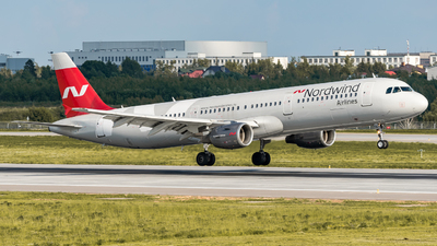 A picture of VQBOE - Airbus A321211 - Nordwind Airlines - © Michael Baumert