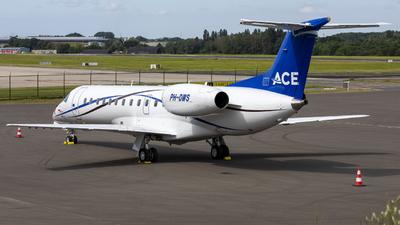 PH-DWS - Embraer ERJ-135LR - JetNetherlands