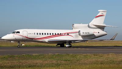B-3279 - Dassault Falcon 7X - Private