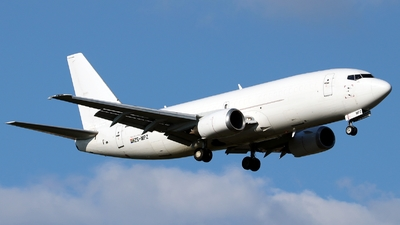 ZS-MPZ - Boeing 737-301(SF) - Africa Charter Airline