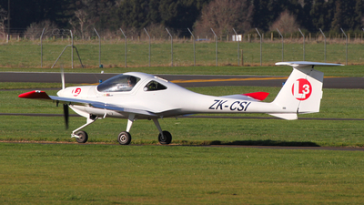 ZK-CSI - Diamond DA-20-C1 Eclipse - L3 Airline Academy