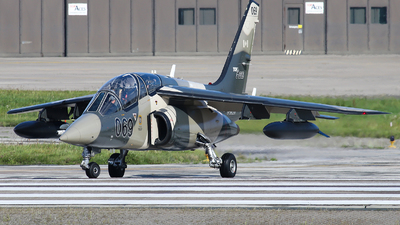 A picture of CGLTO - Dornier Alpha Jet A - [069] - © Kevin Schaaser