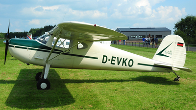 D-EVKO - Cessna 140 - Private