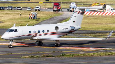 XC-LPP - Gulfstream G-III - Mexico - Government