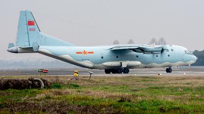 10152 - Shaanxi Y-9 - China - Air Force