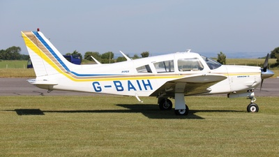A picture of GBAIH - Piper PA28R2002 - [28R7335011] - © ian simpson