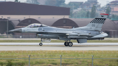 89-2014 - General Dynamics F-16C Fighting Falcon - United States - US Air Force (USAF)