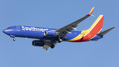 N8575Z - Boeing 737-8H4 - Southwest Airlines