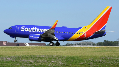 N726SW - Boeing 737-7H4 - Southwest Airlines