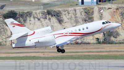 A picture of YV2165 - Dassault Falcon 50 - [004] - © Orlando Suarez