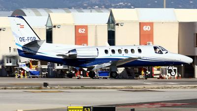 OE-FGR - Embraer 500 Phenom 100 - Grossmann Air Service