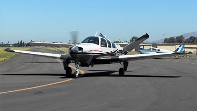 N950CA - Beechcraft V35B Bonanza - Private