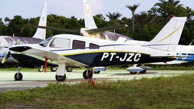 PT-JZC - Piper PA-28R-200 Cherokee Arrow II - Private