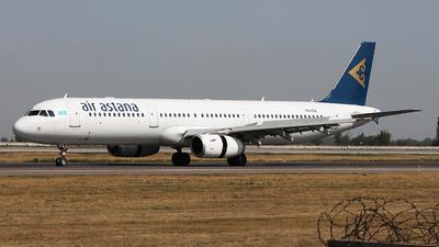 P4-KDA - Airbus A321-231 - Air Astana