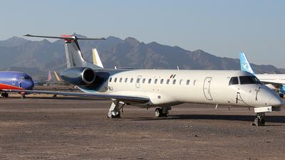 XA-BLI - Embraer ERJ-145LR - Untitled