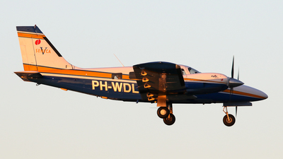 PH-WDL - Piper PA-34-220T Seneca V - Private