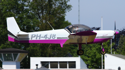 PH-4J8 - Zenair CH601 XL - Private