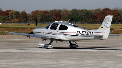 D-EMID - Cirrus SR22T-GTS - Private