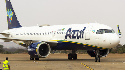 A picture of PRYRA - Airbus A320251N - Azul Linhas Aereas - © Dotto