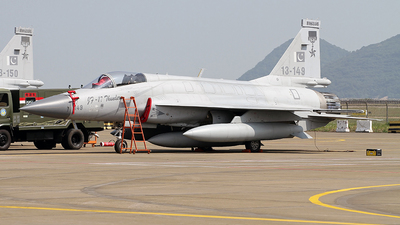13-149 - Chengdu JF-17 Thunder - Pakistan - Air Force