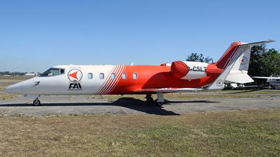 D-CSLT - Bombardier Learjet 60 - FAI Air Service