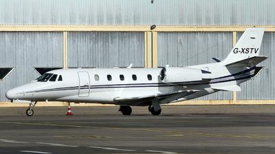 G-XSTV - Cessna 560XL Citation XLS - Arena Aviation