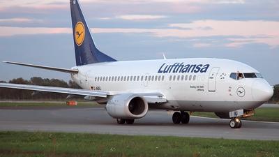 D-ABIU - Boeing 737-530 - Lufthansa