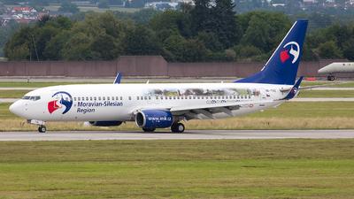OK-TVO - Boeing 737-8CX - Travel Service