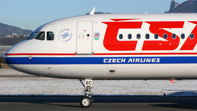 OK-CEC - Airbus A321-211 - CSA Czech Airlines