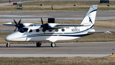 A picture of N699CA - Tecnam P2012 Traveller - Cape Air - © Michael Place