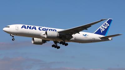 JA771F - Boeing 777-F81 - ANA Cargo