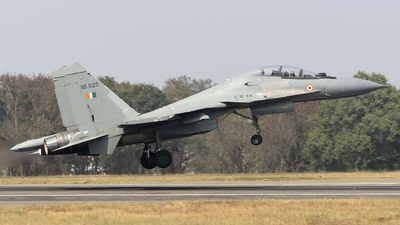 SB025 - Sukhoi Su-30MKI - India - Air Force