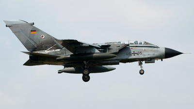 46-35 - Panavia Tornado ECR - Germany - Air Force