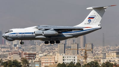 A picture of RA78818 - Ilyushin Il76MD -  - © Mohamadreza Zeinloo