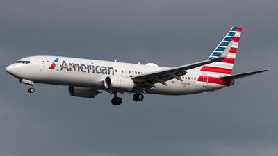 N306PB - Boeing 737-823 - American Airlines