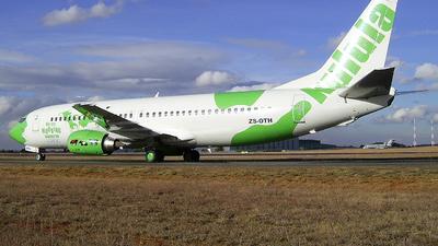 ZS-OTH - Boeing 737-436 - Kulula.com