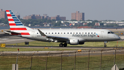 N416YX - Embraer 170-200LR - American Eagle (Republic Airways)