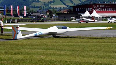 OE-5151 - Grob G102 Astir CS - Luftsportverein Zell am See