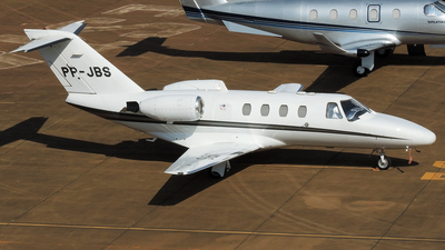 PP-JBS - Cessna 525 Citationjet CJ1 - Private