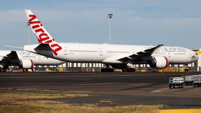 VH-VPF - Boeing 777-3ZGER - Virgin Australia Airlines