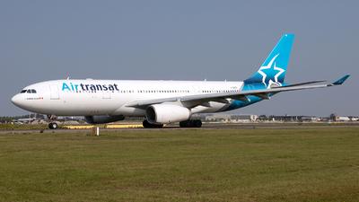 C-GGTS - Airbus A330-243 - Air Transat