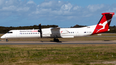 VH-QOA - Bombardier Dash 8-Q402 - QantasLink (Sunstate Airlines)