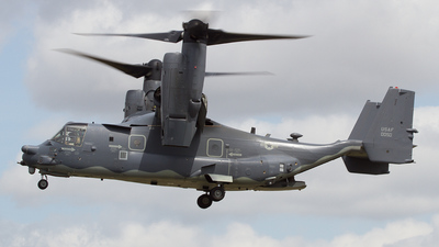 08-0050 - Boeing CV-22B Osprey - United States - US Air Force (USAF)